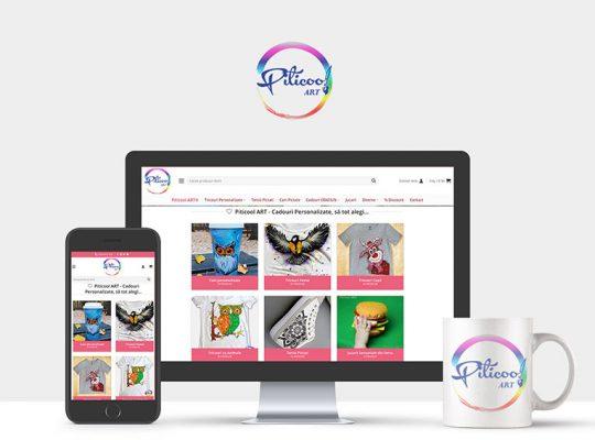 Piticool ART - Cadouri personalizate handmade