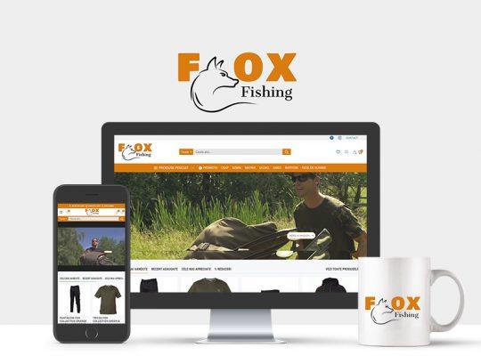 FoxFishing - Magazin de Pescuit
